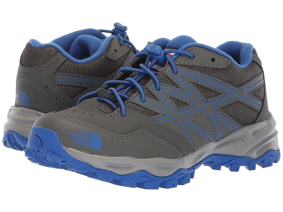 The North Face Kids Hedgehog Hiker (Little Kid/Big Kid) (Graphite Grey/Turkish Sea) Girls Shoes