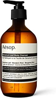 Aesop Geranium Leaf Body Cleanser, 16.9 Ounce