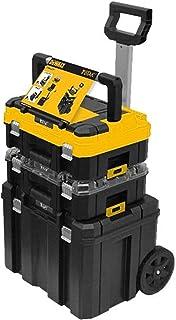 Sistema móvil de almacenamiento de herramientas Dewalt DWST1-81049 TStak Tower