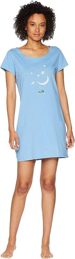 Starry Heart Sleep Dress