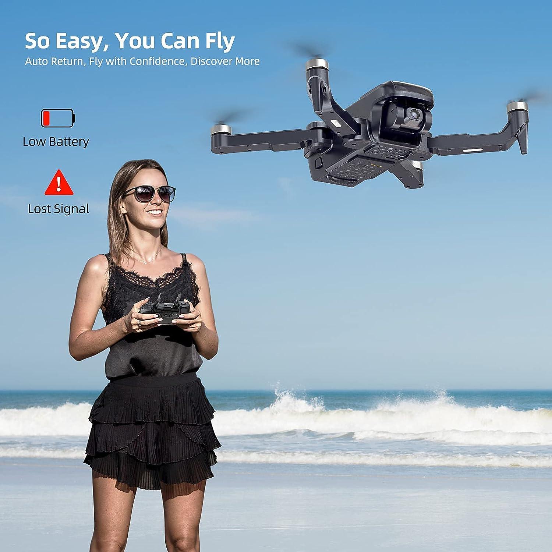 Ruko U11 Pro Drone - Flying the drone