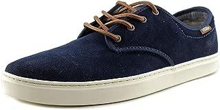 Vans Men's Ludlow Skateboarding Shoe (Craft) Dress Blues/Antique