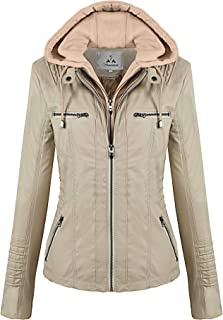 Best khaki parka with leather sleeves Reviews