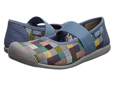 Keen Sienna MJ Canvas (Multi/Quiet Harbor) Women