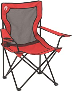 Desconocido Coleman Camping Broadband Quad Chair with Mesh B