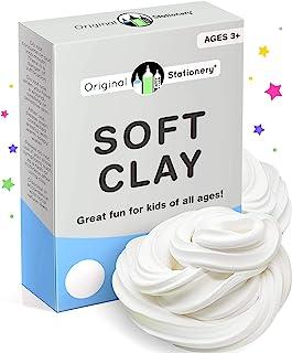 comprar comparacion Original Stationery Soft Clay para Slime - Arcilla Suave o Pasta para Modelado Agrega al pegamento y a la espuma de afeita...