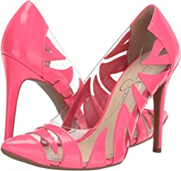Neon Pink Moda Patent