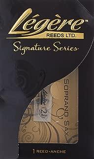 Legere Soprano Saxophone Reeds (SSSS2.25)