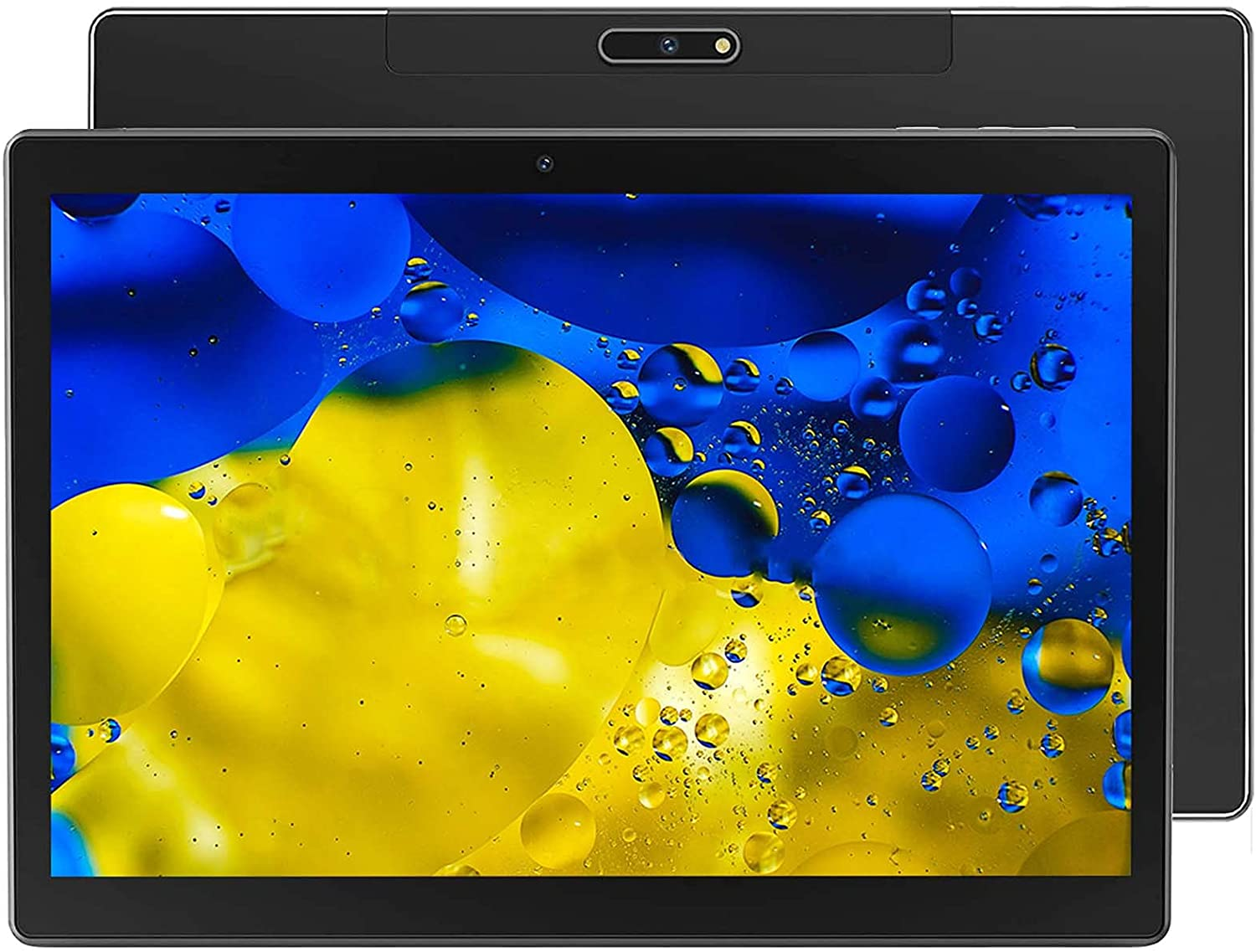 Android Tablet 10 Inch,Octa-Core Processor, 1280×800 HD Screen, 5MP+13MP Dual Cameras,2G RAM 32G ROM,5G WiFi,Bluetooth 5.0(Black)