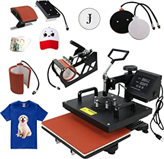 Best top t shirt press machine Reviews
