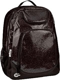 Stylish Oversized Chassé Spotlight Glitter Cheerleading Backpack