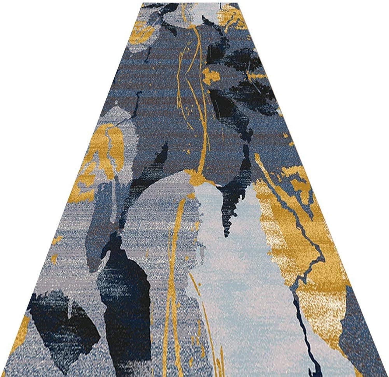 en stock QIANCHENG-carpets Alfombra De Pasillo Moderno Alfombra Antideslizante Sala Cocina Cocina Cocina Alfombra de Pasillo, Múltiples tamaos Personalizables (Color   A, Talla   1X2m)  tomar hasta un 70% de descuento