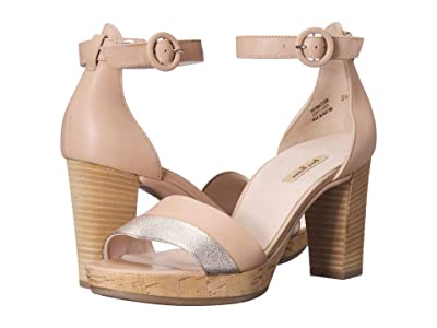 Paul Green Alegra Heel (Champagne Blush) High Heels