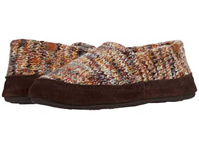 Acorn Acorn Moc (Sunset Cable Knit) Women