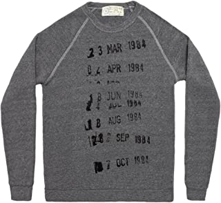Unisex/Men's Literary and Book-Themed Fleece Sweatshirt