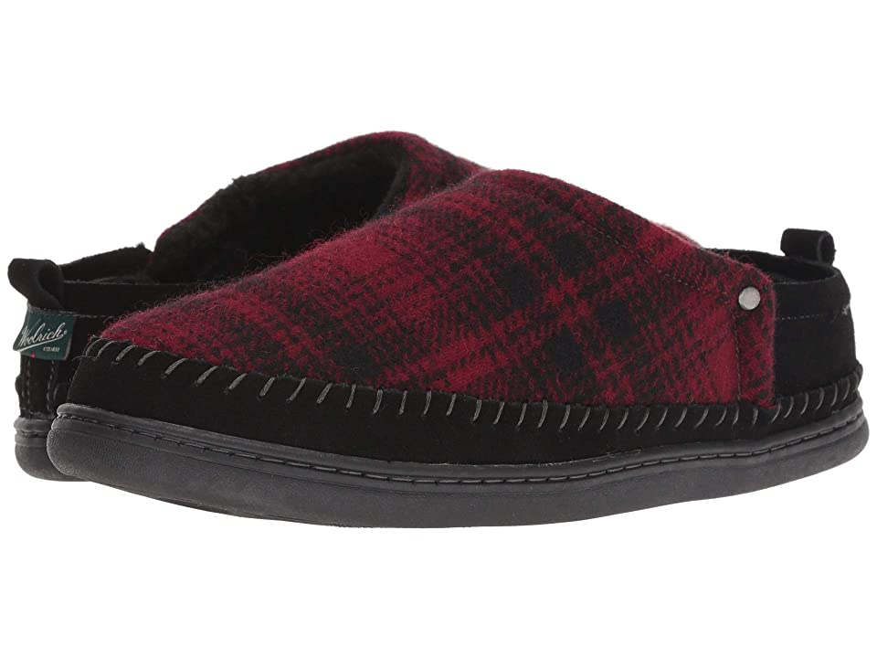 fc525e1d491 Woolrich Bear Lake (Hunting Plaid) Men s Slippers