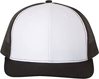 Richardson 112 Mesh Back Trucker Cap Snapback Hat