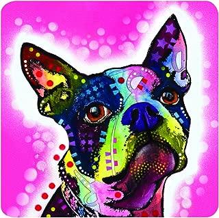 Enjoy It Dean Russo Boston Terrier Air Freshener (Vanilla scented)
