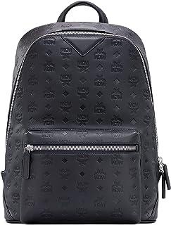 (エムシーエム) MCM Duke Embossed Leather Backpack ブランドメンズバッグリュック (並行輸入品)