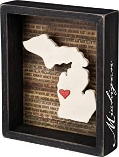 Best home michigan sign Reviews