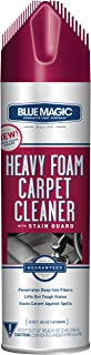 blue magic heavy foam upholstery cleaner