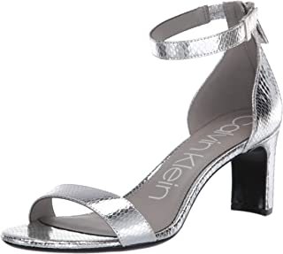 Calvin Klein Chandari womens Heeled Sandal