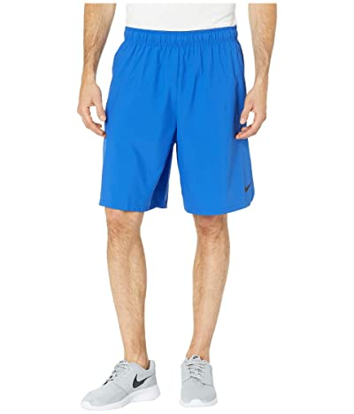 Nike Flex Shorts Woven 2.0 (Game Royal/Black) Men