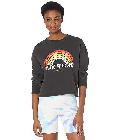 Spiritual Gangster Bright Mazzy Pullover Sweatshirt Women