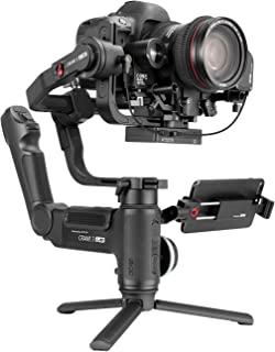 ZHIYUN Crane 3 LAB [Official] 3-Axis Handheld Stabilizer Gimbal for Mirrorless DSLR Camera