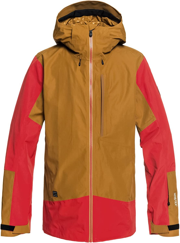 Quiksilver Forever 2L GoreTEX  Shell Snow Jacket Men EQYTJ03170