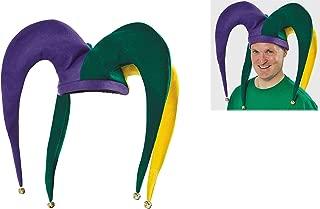 Mardi Gras Giant Jester Adult Hat