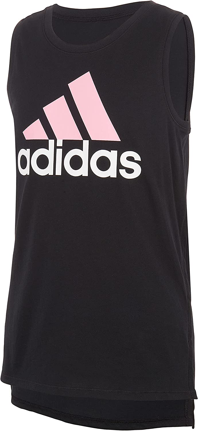 adidas New mail order girls Muscle Tank overseas Top