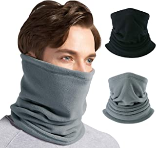 button neck warmer