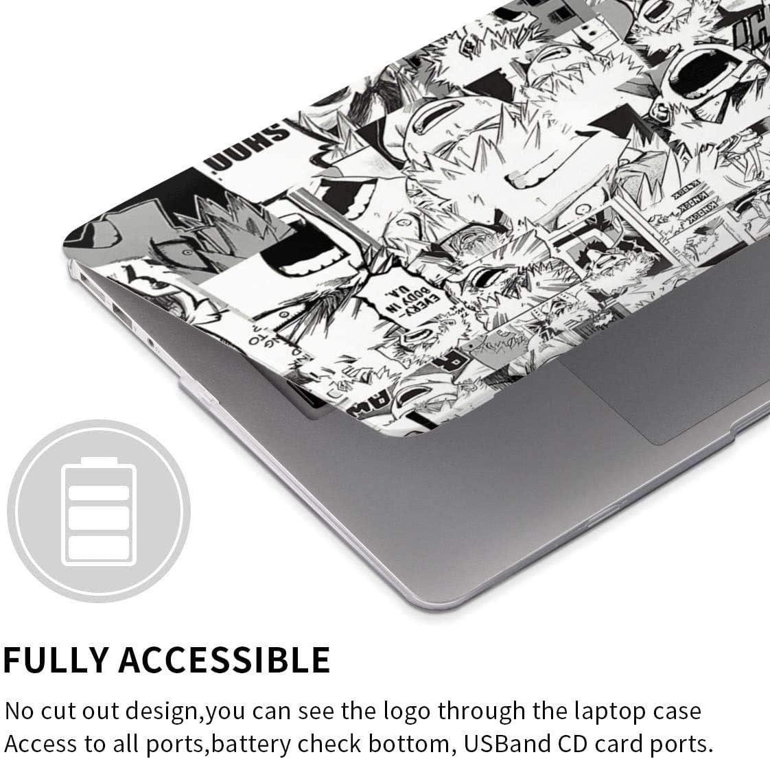 Print Plastic Hard Shell Plastic Hard Shell Case My Hero Academia-Katsuki Bakugo MacBook Air 13 inch Case