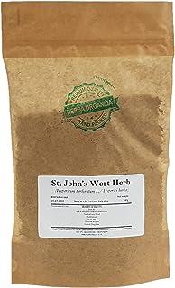 St John's Wort Herb - Hypericum Perforatum L # Herba Organica # Perforate St John's-wort (100g)