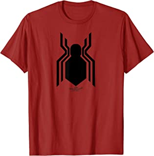 Marvel Spider-Man Homecoming Official Logo Graphic T-Shirt T-Shirt