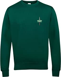 The Military Store Royal Marines Commando Sweatshirt