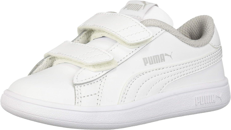 PUMA Men's Smash V2 Velcro Sneaker