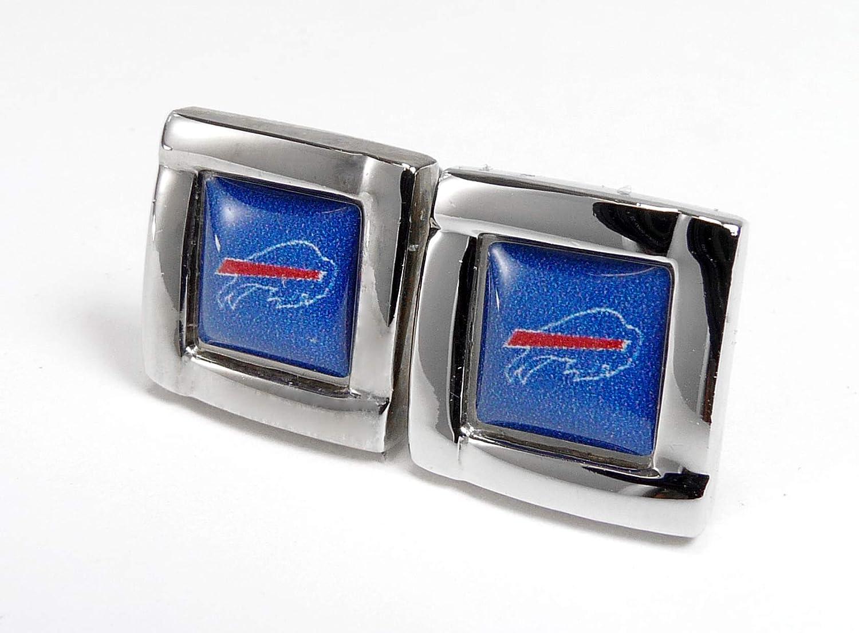 Aminco NFL Buffalo Bills Links Cheap SALE New color Start 4 Square Cuff