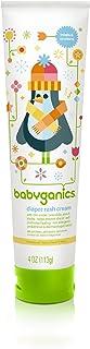 Babyganics Diaper Rash Cream, 4oz, Packaging May Vary