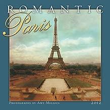 Romantic Paris 2012 Wall (calendar)