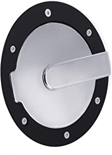 Small Circle Cutouts All Sales 43020P Polished Billet Aluminum Third Brake Light Cover