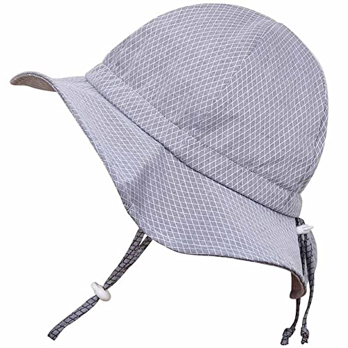 dcd6a4ce Twinklebelle Baby Toddler Kids Breathable Sun Hat 50 UPF, Adjustable for  Grow, Stay-