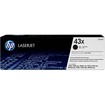 Black,1 Pack C8543X USA Advantage Compatible Toner Cartridge Replacement for HP 43X