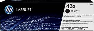 HP 43X   C8543X   Toner Cartridge   Black   High Yield