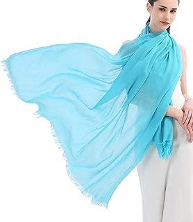 indigo super soft scarf