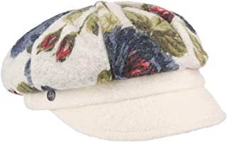 Lierys Berretto Newsboy Nakita Wool Donna - Made in Italy Cappello Baker Boy Berretti con Visiera Autunno/Inverno