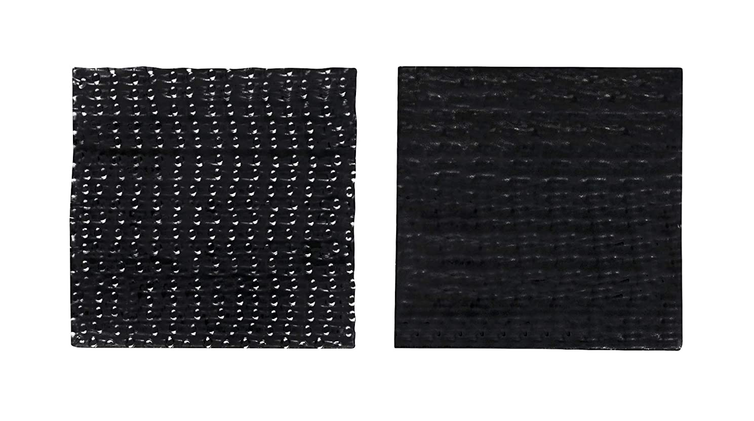 Scotch Extreme Fasteners 1 inch x 1 inch, Black, 27 Sets per pack,  ships in e-ecommerce packaging