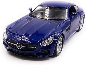 Mercedes-benz a-clase azul metalizado Sport w176 a partir de 2012 1//18 norev modelo coche...