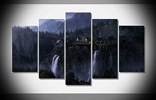 Best rivendell wall art Reviews